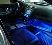 Изображение в Авторынок Лампы светодиодные Светодиодная подсветка салона автомобиля в Новокузнецке 550