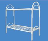 Изображение в Мебель и интерьер Мебель для спальни Кровати металлические двухъярусные и одноярусные, в Хабаровске 800