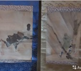 Foto в Хобби и увлечения Антиквариат Доспех +4 рисунка самурая kikuchi yosai КЛАН в Санкт-Петербурге 950000