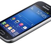 Foto в Электроника и техника Телефоны Продам телефон Samsung Galaxy Trend, черный. в Сыктывкаре 2500