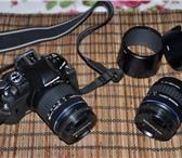 Foto в Электроника и техника Фотокамеры и фото техника В комплекте к фотоаппарату: 2 KIT объектива в Москве 15000