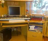 Foto в Мебель и интерьер Столы, кресла, стулья Продам угловой компьютерный стол, в отличном в Екатеринбурге 3500