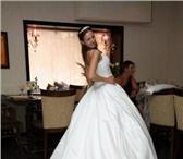 Foto в Одежда и обувь Свадебные платья Продаю свое платье со свадьбыПлатье рассчитано в Нижнем Новгороде 12000
