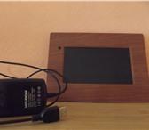 Фотография в Электроника и техника Фотокамеры и фото техника Продам  фоторамку  HYUNDAI  H-FR7000. В рабочем в Екатеринбурге 900