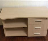 Фото в Мебель и интерьер Офисная мебель Тумба факсовая 1000*480*590 молочный дуб в Краснодаре 5200