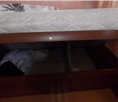 Фото в Мебель и интерьер Мебель для спальни Двухспальная кровать евро с двух сторон подъемные в Орске 6500