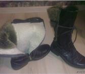 Изображение в Одежда и обувь Женская обувь Продам женские,  зимние  сапоги.Производс в Челябинске 1500
