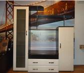 Фото в Мебель и интерьер Мебель для гостиной Комплект мебели с ТВ-тумбой, цвет венге, в Самаре 6000