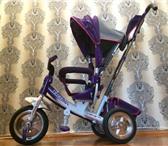 Изображение в Для детей Детские коляски Продаётся детский трёхколёсный велосипед в Старом Осколе 2500