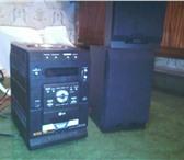 Foto в Электроника и техника Аудиотехника Музыкальный центр LG!!!Срочно! продается в Иваново 700