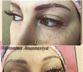 Фото в Красота и здоровье Салоны красоты Микроблейдинг бровей. Коррекция через 5 недель в Москве 4500