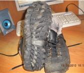 Изображение в Одежда и обувь Детская обувь Ботинки зимние для мальчика 38р.,    кожа в Кургане 600
