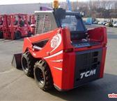 Изображение в Авторынок Другое Продается мини бортовой погрузчик TCM SSL в Казани 1520000