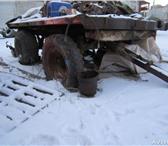 Изображение в Авторынок Другое Продаю прицеп для трактора площадка 2х4 без в Саратове 20000