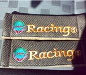 Фото в Авторынок Автомобильные подушки Накладки на ремни безопасности серии racing в Москве 500