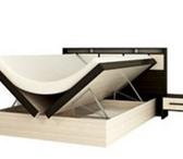 Изображение в Мебель и интерьер Мебель для спальни Двуспальная кровать с подъемным механизмом в Старом Осколе 8000