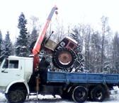 Foto в Авторынок Другое Камаз бортовой, длина кузова 6 м. Кран манипулятор в Твери 0